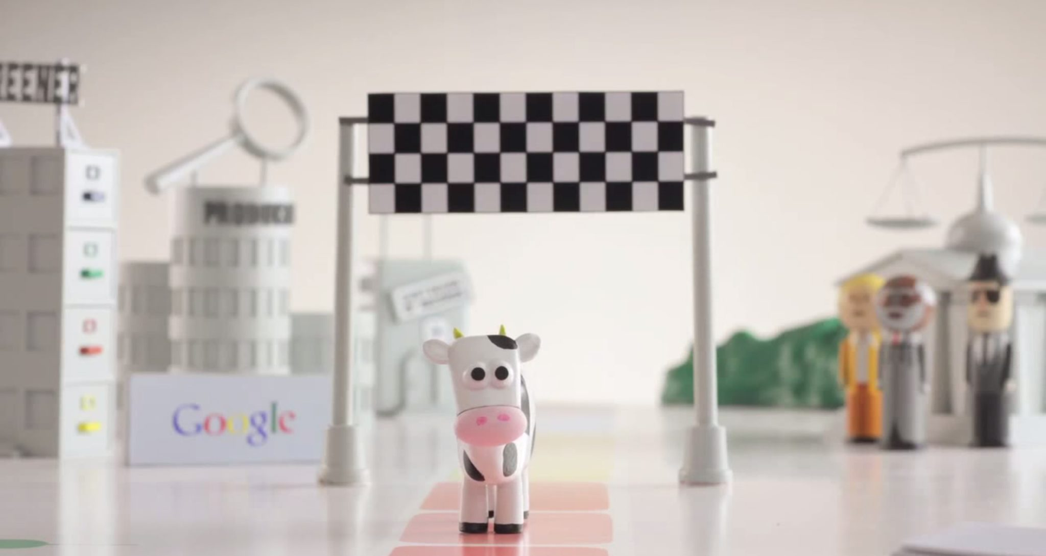 Google-WOW-Cow